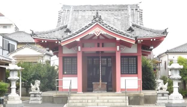 2018/09/17(月・祝)・白髭神社(江戸川区)