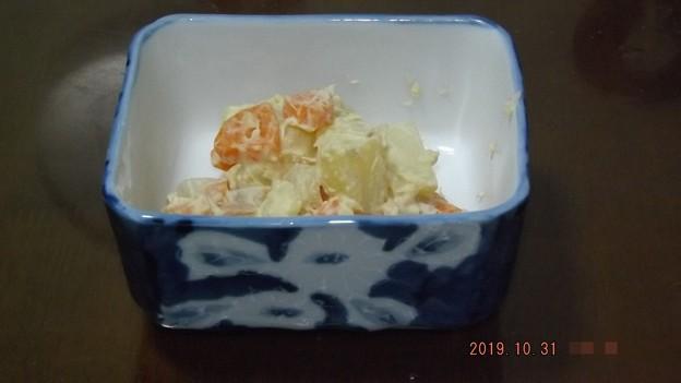 2019/10/31(木)・コロコロポテサラ