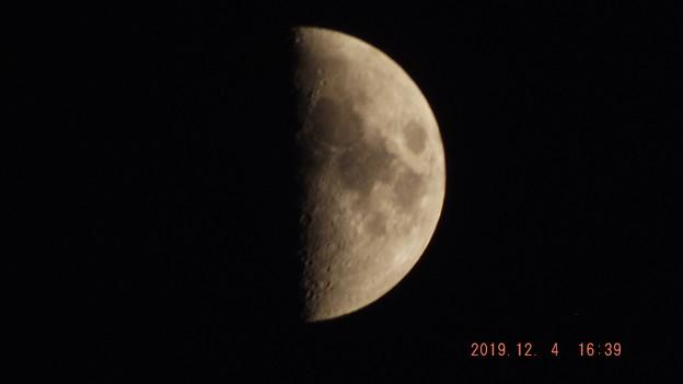 2019/12/04(水)のお月様