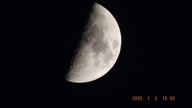 2020/01/03(金)のお月様