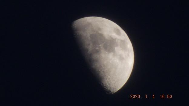 2020/01/04(土)のお月様