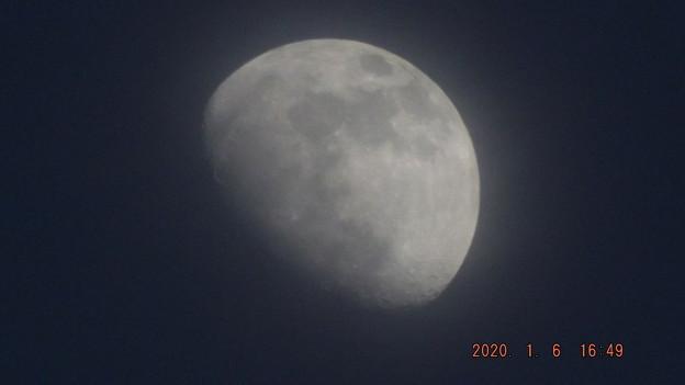 2020/01/06(月)のお月様