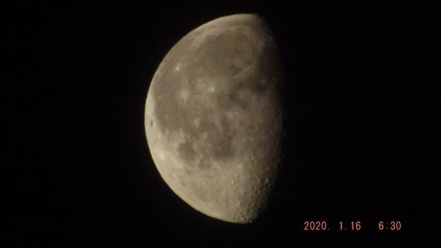 2020/01/16(木)のお月様