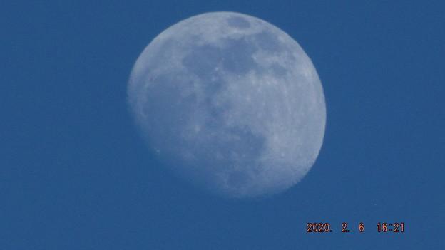 2020/02/06(木)のお月様