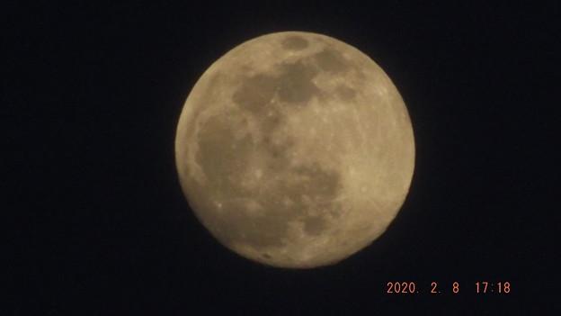 2020/02/08(土)のお月様