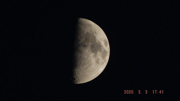 2020/03/03(火)のお月様