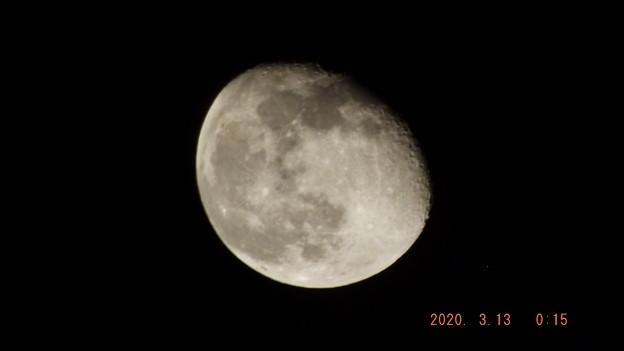 2020/03/13(金)のお月様