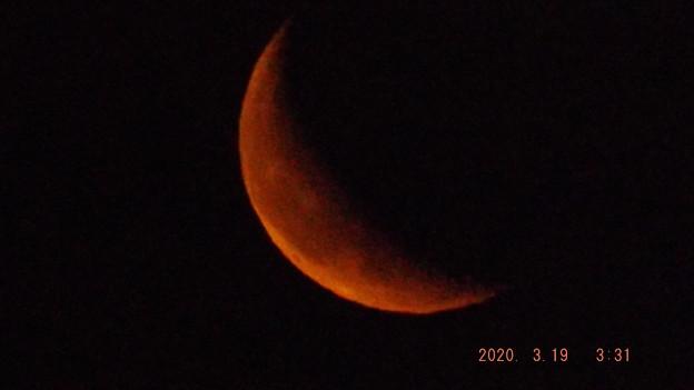 2020/03/19(木)のお月様