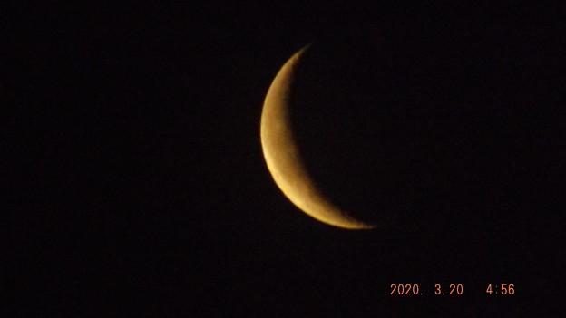 2020/03/20(金・祝)のお月様
