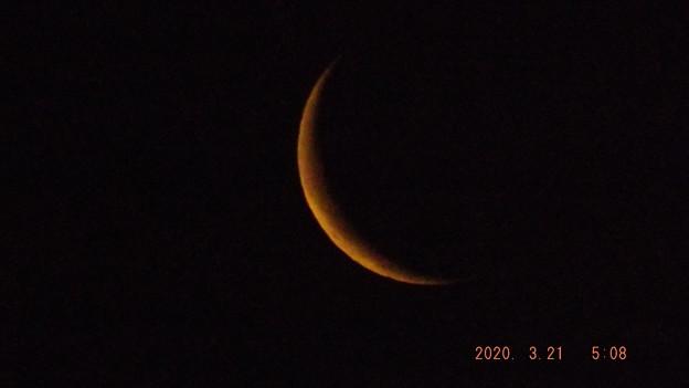 2020/03/21(土)のお月様