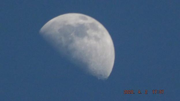 2020/04/02(木)のお月様