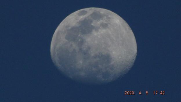2020/04/05(日)のお月様