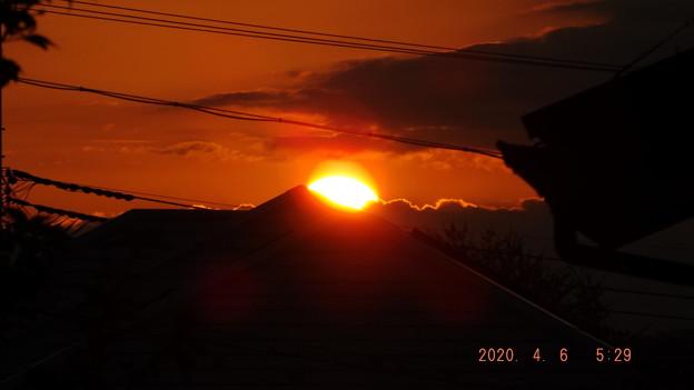 2020/04/06(月)・日の出・3