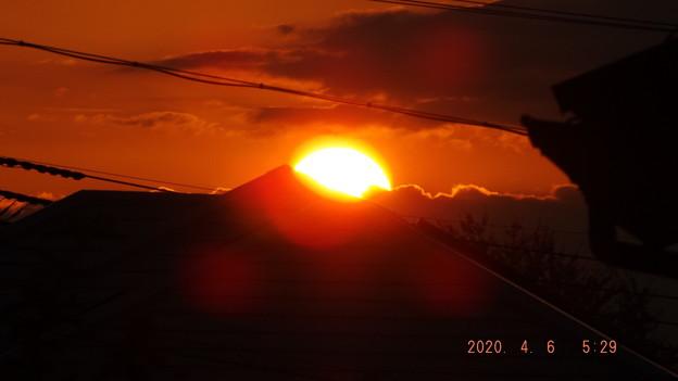 2020/04/06(月)・日の出・4