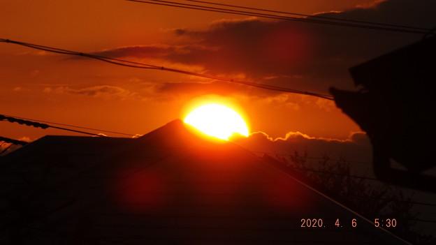2020/04/06(月)・日の出・5