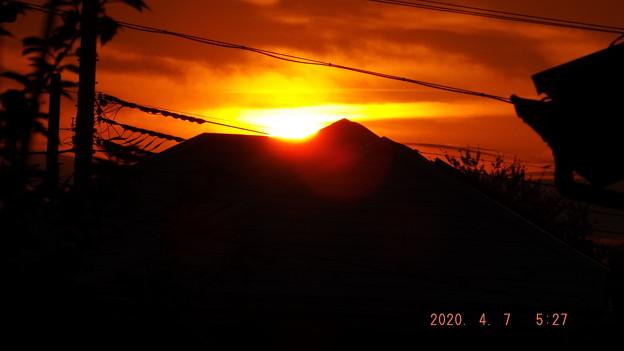 2020/04/07(火)・日の出・3
