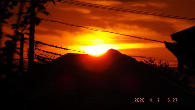 2020/04/07(火)・日の出・4