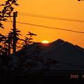 Photos: 2020/04/08(水)・日の出・1