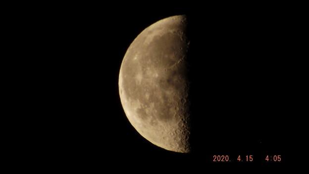 2020/04/15(水)のお月様