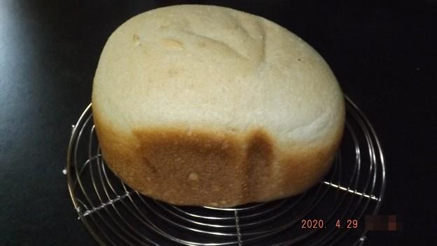 2020/04/29(水・祝)・おからパウダーマヨネーズ食パン