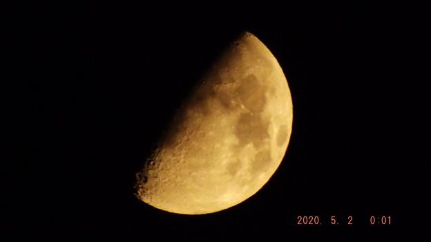 2020/05/02(土)のお月様