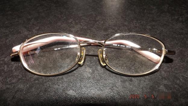 2020/05/05(火・祝)・今迄使用していたメガネ