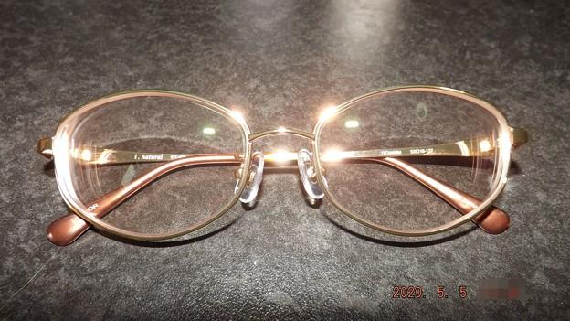 2020/05/05(火・祝)・おnewのメガネ