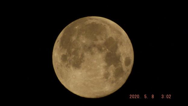 2020/05/08(金)のお月様
