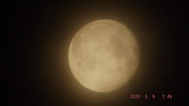 2020/05/09(土)のお月様