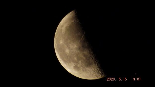 2020/05/15(金)のお月様