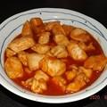 2020/06/01(月)・*鶏むね肉のケチャップ煮*