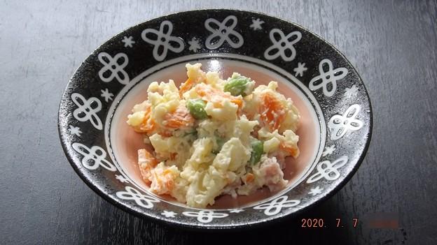 2020/07/07(火)・ポテトサラダ