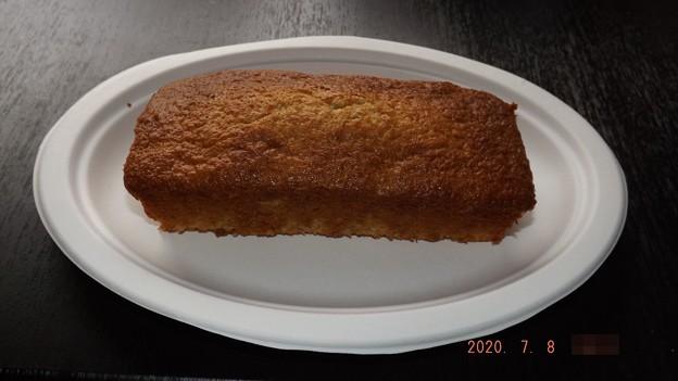 2020/07/08(水)・簡単!バナナケーキ