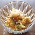 2020/08/04(火)・サツマイモのサラダ