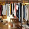 Photos: 2020/09/12(土)・部屋干し/3人分(特に娘の衣類等が多い)