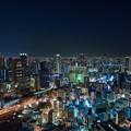 写真: 夜景_大阪