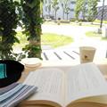 写真: 0701_市民プラザでお茶