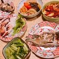 1210_夕飯の様子