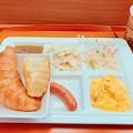 0223_朝食は軽く