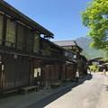 Photos: 妻籠宿は観光客も少ない