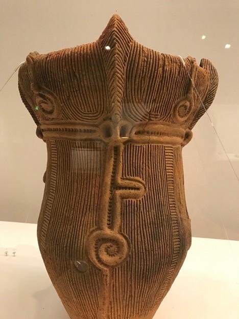 県の考古学展1
