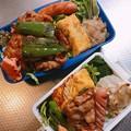 Photos: 0127_チャリ弁豚肉味噌タレ味