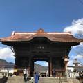 Photos: 0318_銅を葺いた屋根