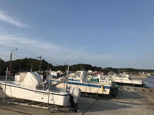 0604_漁港の近く