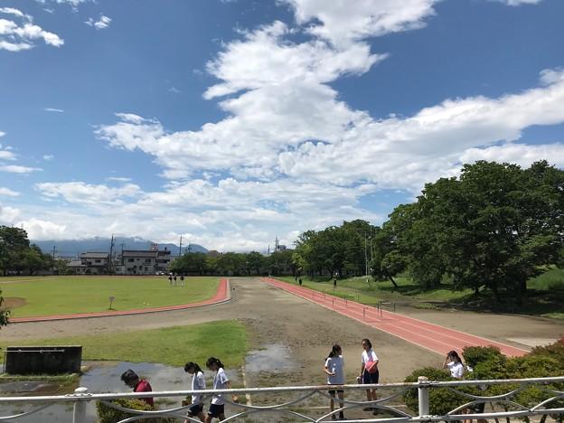 Photos: 0731_久々の快晴