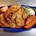 Photos: 0930_チャリ弁肉