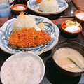 Photos: 1128_とんかつランチ