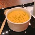 1202_アヤベーはかぼちゃスープ