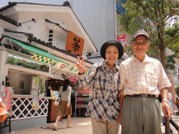 仙台の老舗のお茶屋さん「お茶の井ヶ田」