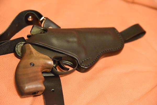 マルシン製の「S&W(Smith & Wesson)M36 チーフスペシャル」